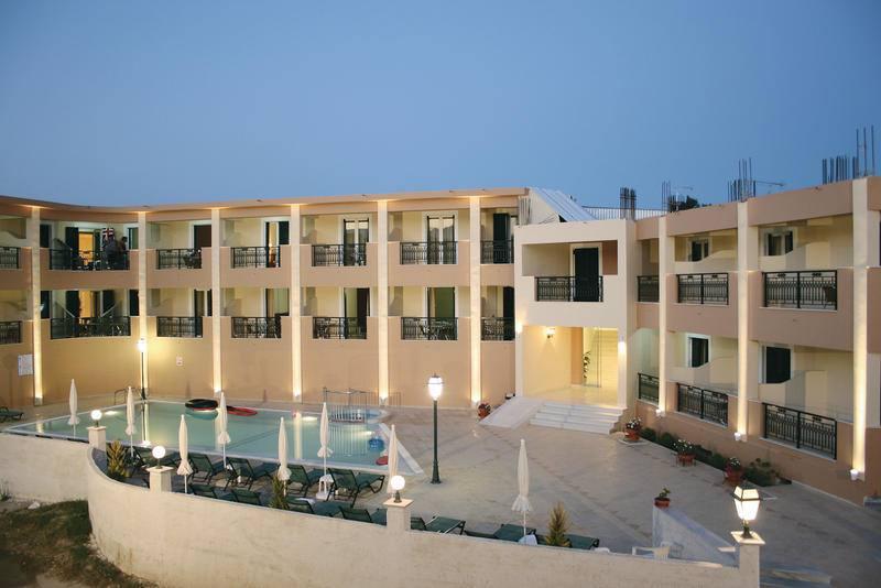 Appartementen Timos - Laganas - Zakynthos